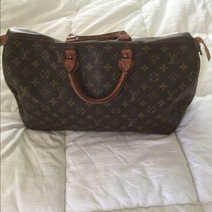 Louis Vuitton vintage authentic Speedy 40